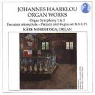 Haarklou: Organ Works: Nordstoga