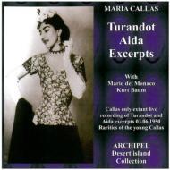 (Hlts)turandot / Aida: Callas