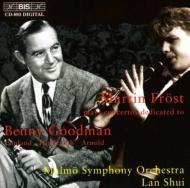 Clarinet Concertos: フレスト, シュイ / Malmo.so