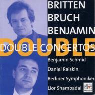 Double Concerto: Schmid Raiskin Shambadal / Berliner Symphoniker
