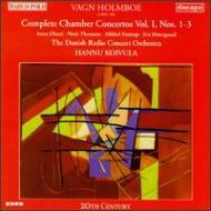 Chamber Concerto.1, 2, 3: Koivula / Danish Radio Sinfonietta Futtrup