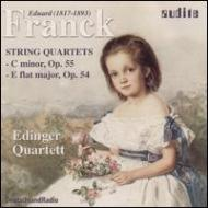 String Quartets: Edinger.sq