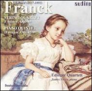 String Quartet, Piano Quintet: Edinger.sq, Tocco(P)