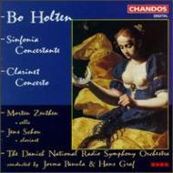ホルテル:チェロとオーケストラのための協奏交響曲 グラーフ/デンマーク国立放送交響楽団