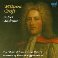 Anthems: Higginbottom / Choir Ofnew College Oxford