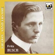 シューマン:交響曲第4番、レーガー:ヒラーの主題による変奏曲とフーガ、他 F・ブッシュ&北ドイツ放送響