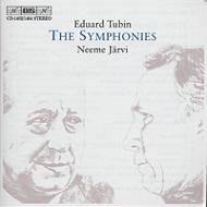 交響曲全集 ヤルヴィ&エーテボリ響、スウェーデン放送響、バンベルク響(5CD)