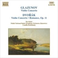 ヴァイオリン協奏曲集 カーラー/コルチンスキー/ポーランド放送響