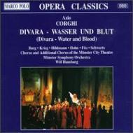 Divara-wasser & Blut: W.humburg