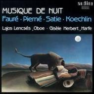 Night Music: French Music By Oboe & Harp