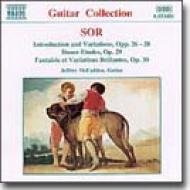 ギター音楽作品集「私が羊歯だったならによる序奏付き変奏曲Op.26」/他 マクファーデン