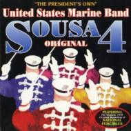 Sousa Vol.4: U.s.marine Band