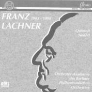 Nonet, Piano Quintet: Orchester-akademie Der Berliner Philharmoniker
