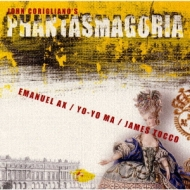 Phantasmagoria, Fancy On A Bach Air: Yo-yo Ma(Vc)Ax Tocco(P)