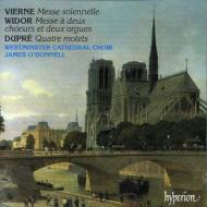 フランスの教会音楽集 オドンネル/ウェストミンスター大聖堂聖歌隊