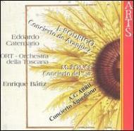 アランフェス協奏曲 / ギター協奏曲、ほか カテマリオ(G)、エンリケ・バティス&ORTトスカーナ管