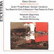 Music For Cello Zagorinsky(Cel)
