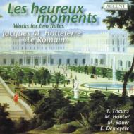 Works For 2 Flutes: M.hantai, Theuns(Fl.traverso)baurer(Gamba)demeyere(C