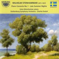 Piano Concerto.1: Mennheimer, Dutoit / Gothenburg.so