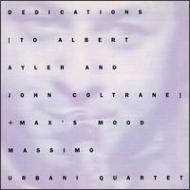 Dedications To Albert Ayler And John Coltrane