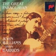 The Great Paraguayan: J.williams Guitar