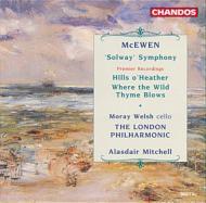 マッキーウェン:ソルウェイ交響曲 他 ミッチェル/ロンドン・フィルハーモニック