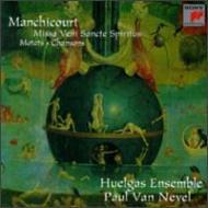 Missa, Motet, Chansons: Nevel / Huelgas Ensemble