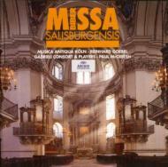ビーバー(1644-1704)/Missa Salisburgensis A 53: Mccreesh Goebel / Gabrieli Consort Mak