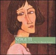 Violin Sonata.3 / .2: Szigeti(Vn)e.petri(P)haskil(P)