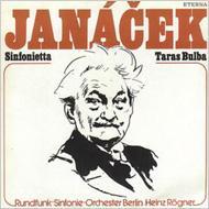 Sinfonietta, Taras Bulba: Rogner / Berlin Rso