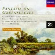 イギリス管弦楽曲集 マリナー/アカデミー・オブ・セント・マーティン・イン・ザ・フィールズ