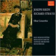 Oboe Concertos: Watzig(Ob)
