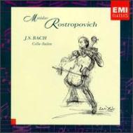 6 Cello Suites: Rostropovich