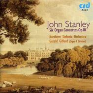 Organ Cocertos: Gifford(Org)/ Northern Sinfonia.o