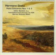 ピアノ協奏曲Nos1/2他 W.A.アルベルト/北ドイツ放送ハノーヴァー・フィル