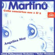 Cello Concerto, 1, 2, : A.may(Vc)Neumann / Czech Po