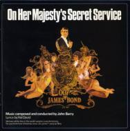 On Her Majesty's Secret Service (Remastered)-Soundtrack