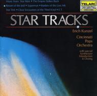 Star Tracks-star Wars, Superman, Star Trek & More: Kunzel / Cincinnati Pops.o