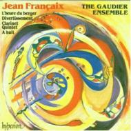 管楽器のための室内楽作品集〜八重奏曲、クラリネット五重奏曲、他 ゴーディエ・アンサンブル