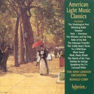 「アメリカン・ライト・ミュージック・クラシックス」 スーザ:ワシントン・ポスト他 コープ/ニュー・ロンドン・オーケストラ