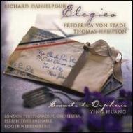 Eleggies, Sonnets To Orpheus: Stade, Hampson, Ying Huang