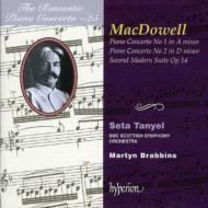 (ロマンティック・ピアノ協奏曲集 第25巻)マクダウェル:ピアノ協奏曲他 タニエル(p)/ブラビンズ