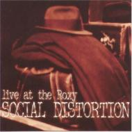 Social Distortion/Live At The Roxy
