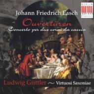 Overtures, Concertos: Lochner / Virtuosi Saxonia