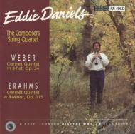 クラリネット五重奏曲 Daniels(Cl), Composers.q