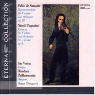 Violin Concerto.1 / Zigeunerweisen: Voicu(Vn)bongartz / Dresden.po