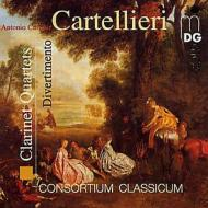 Clarinet Quartet.3、In D、Divertiment Klocker、Consortium Classicum