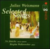 歌曲集 Janicke(Ms)wollenweber(P)