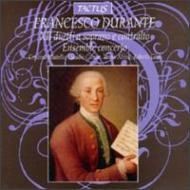 ドゥランテ:ソプラノとアルトのための12の二重唱曲 ミアテッロ(S)カヴィーナ(A)ほか