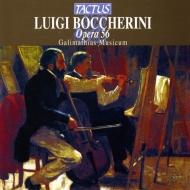 ボッケリーニ:フォルテピアノ五重奏曲集 Op.56 ガリマティアス・ムジクム(アルヴィーニ(fp)ガッティ(vn)ほか)